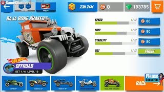 Hot Wheels Race Off / Hot Wheels Racing Games / Android Gameplay Video #2