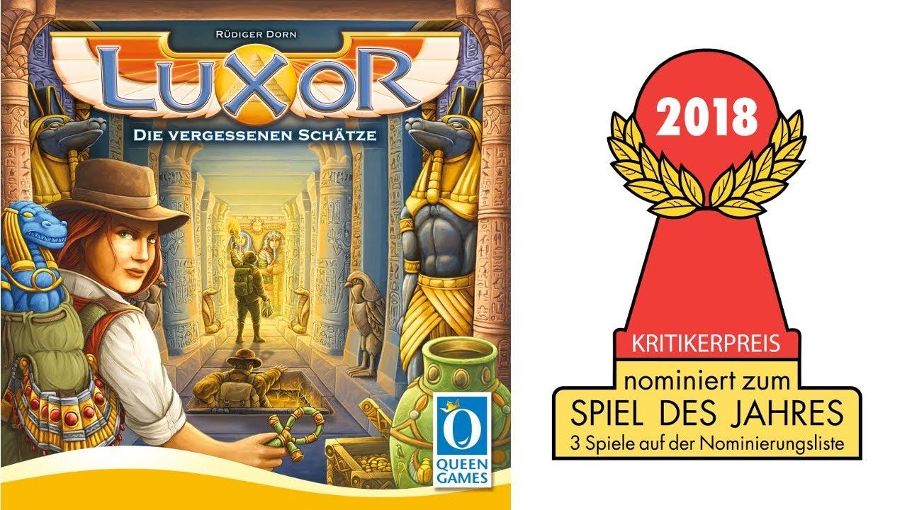 Spiel Luxor