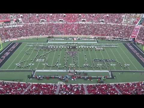 GB15: 90th ANNIVERSARY SHOW - TEXAS TECH GOIN' BAND - YouTube