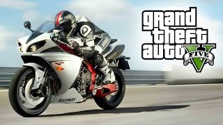 GTA 5 INSANE STUNT MONTAGE! (GTA V Stunts)