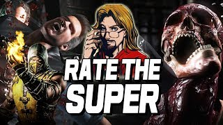 RATE THE SUPER: X-Ray Edition - Mortal Kombat XL