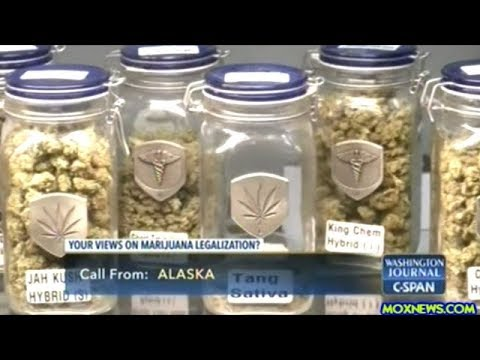 """C-SPAN Question """"What Are Your Views On Marijuana Legalization?"""""""
