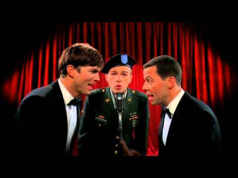 Two and a Half Men - Manly Men (Season 10)