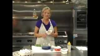 Cooking Show With Rebecca Fliszar: Sausage Mushroom Quiche And Bean Corn Pizza #78