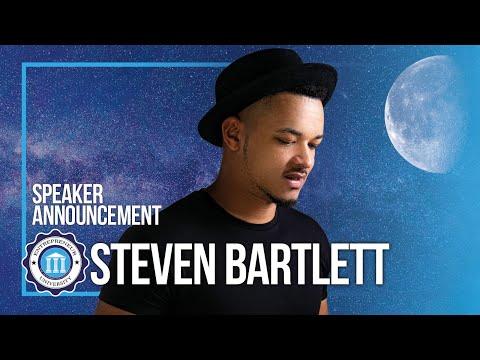 STEVEN BARTLETT - Er kommt zum FOUNDER SUMMIT 2020! - Speaker Announcement