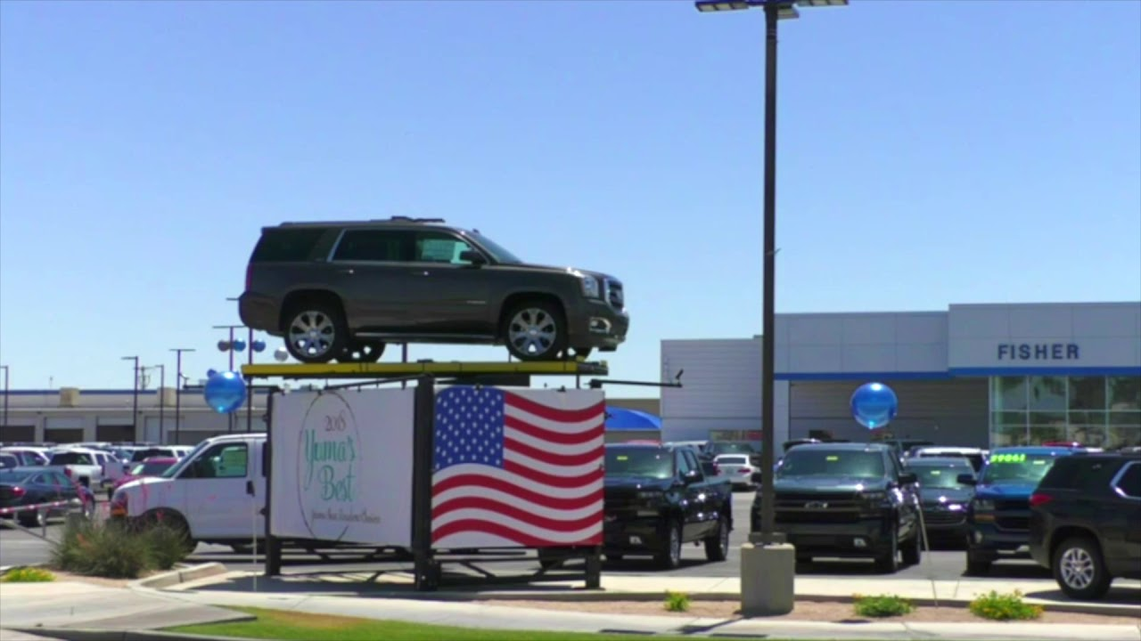 Fisher Chevrolet Buick Gmc In Yuma Az