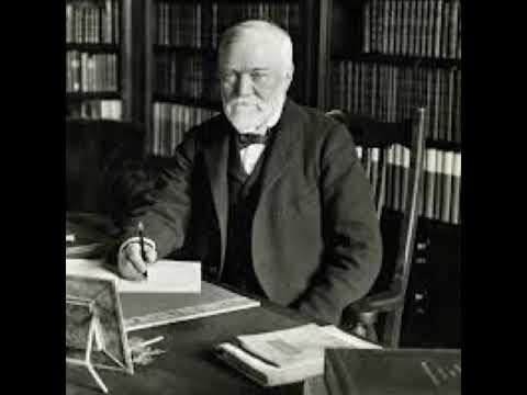 Says Andrew Carnegie