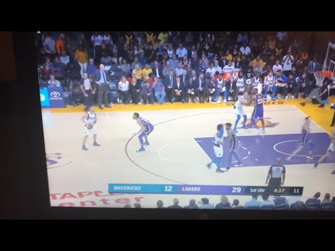 Los Angeles Lakers Vs Dallas Mavericks Live Stream