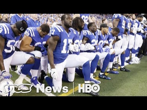 How NFL Protests Mirror Berkeley's 1960s Free Speech Movement (HBO)