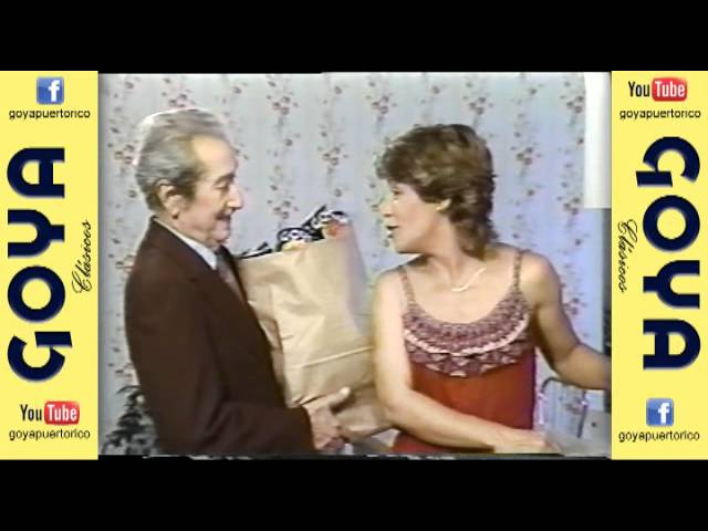 Clásico Habichuelas Goya (70's)