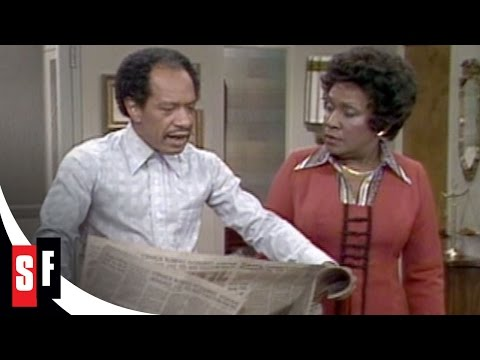 The Jeffersons 45 George s Off His paper Ad !975