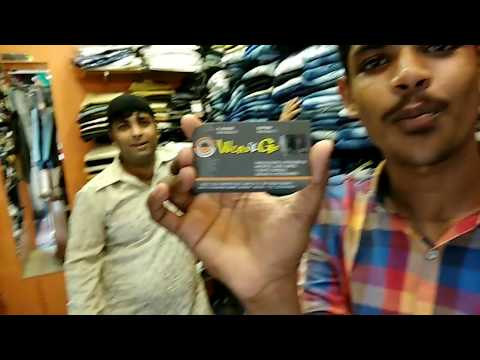 BEST PLACE TO BUY CLOTHES IN  REASONABLE PRICE AT ROYAL TOUCH MUMBAI