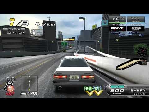 WMMT6 Battle 店內対戦 #4 Nissan Leopard 3.0 Ultima Test Drive