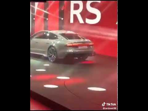Audi RS 7 New Model 2019 Review