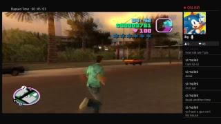 GTA Vice City Gameplay.
