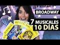 Gambar cover 7ales de BROADWAY -Review- Wicked, Frozen, y más!   Flor Tedesco