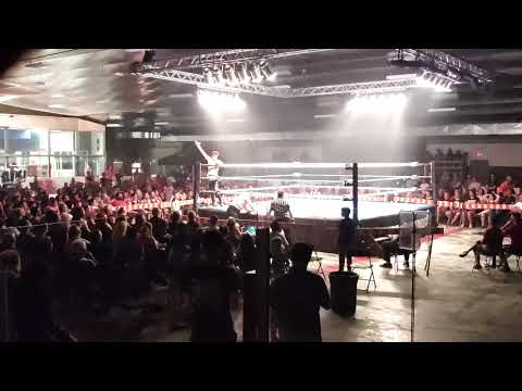 Matt Angel VS Evil Uno - JCW - 30/06/18