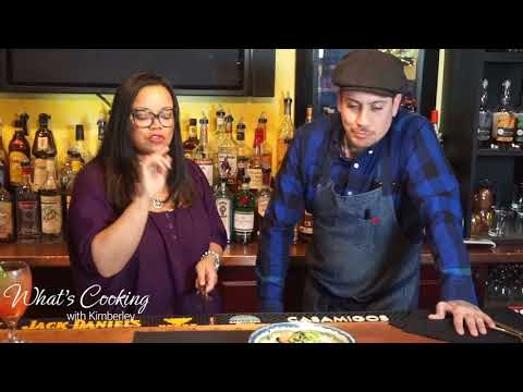 What's Cooking With Kimberley: Iron & Wine Restaurant Part I