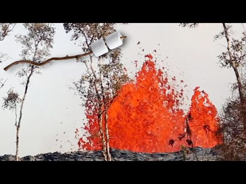 USGS Warns: Don't Roast Marshmallows Over Volcanic Vents