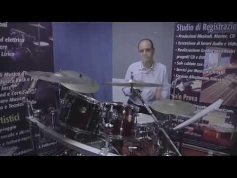 Mediab - corso di batteria - Daniele Trambusti