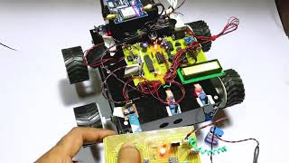 Accident Avoiding System with Crash Detection and GPS Notification