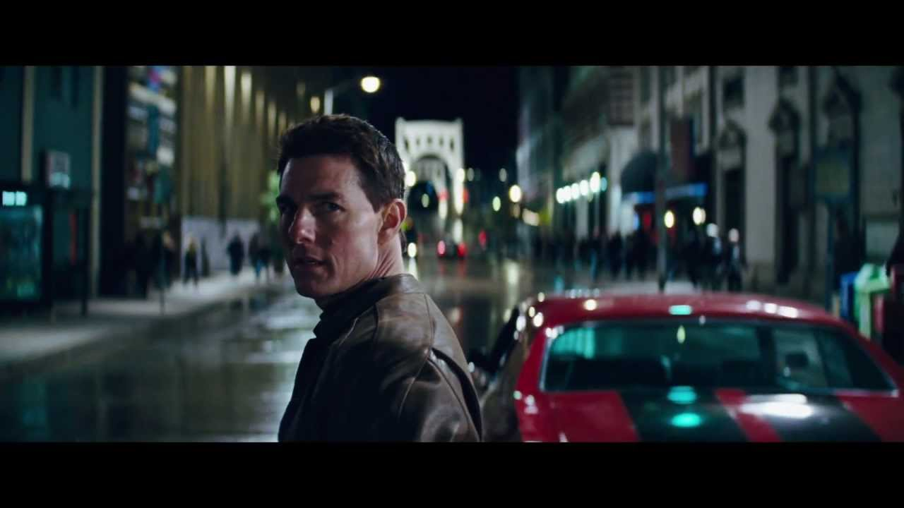 Jack Reacher 1 Trailer