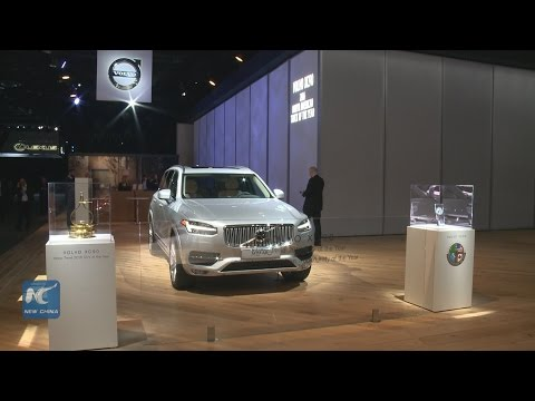 Chinese-owned company wins Detroit Auto Show's Truck of the Year