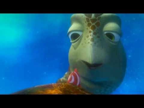 Alla ricerca di Nemo - un estratto tartarughe surfiste CIAO BELLO-