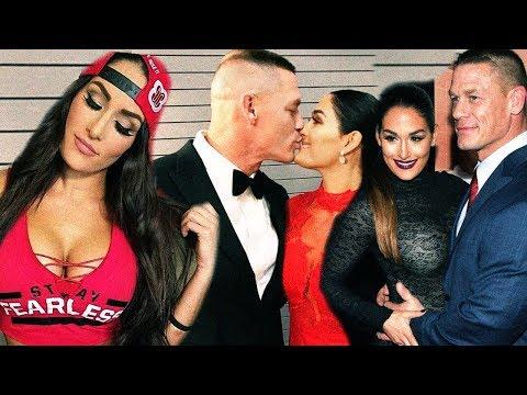 WWE John Cena Family With Parents, Wife Nikki Bella, and Brothers Photos