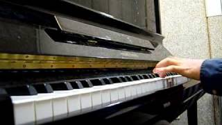 Picket Fences Theme Piano Solo