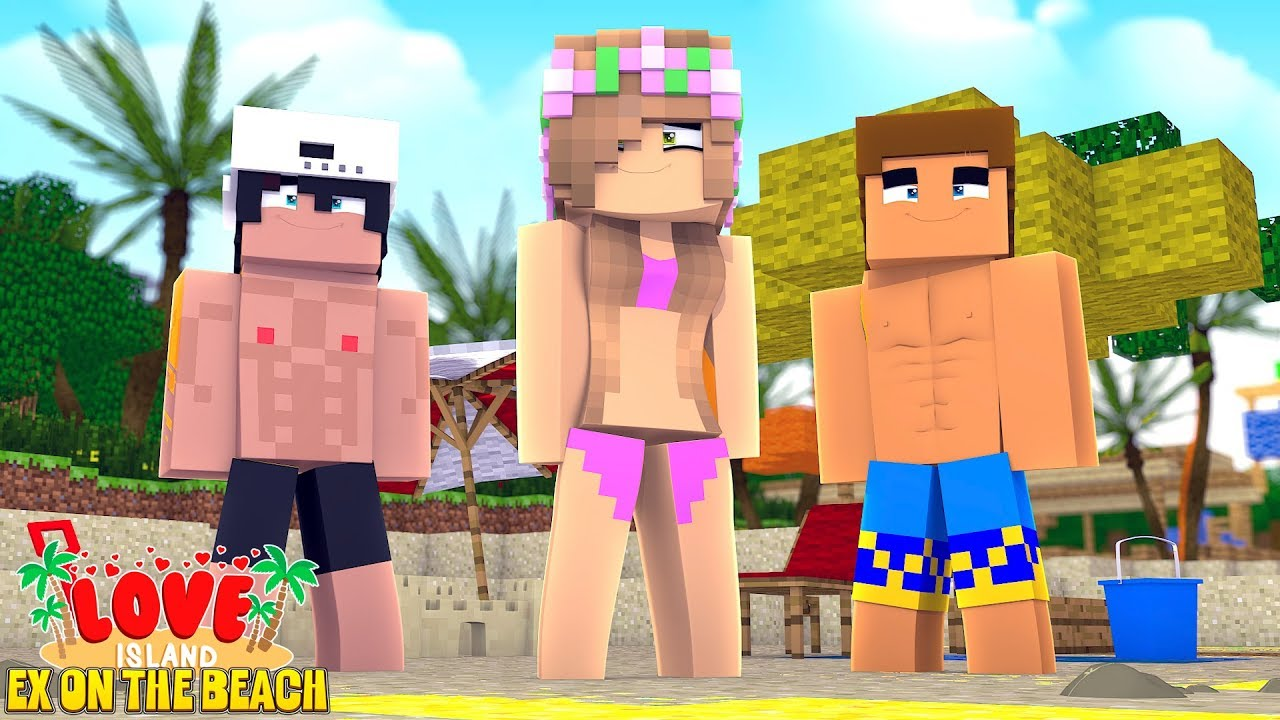 the-exes-are-back-on-the-island-minecraft-love-island-little-kelly