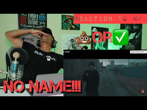 TRASH or PASS! NF (No Name) [REACTION]