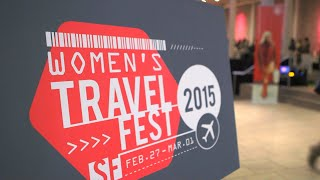 Expedia Empowers and Connects Women through Travel at the Women's Travel Fest