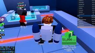 Roblox eu joguei primeira vez com YouTuber LisboKate em jailbreak parte 2