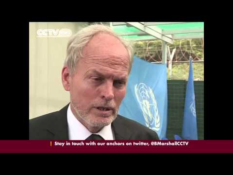 Mourning victims of UN Mogadishu attack.