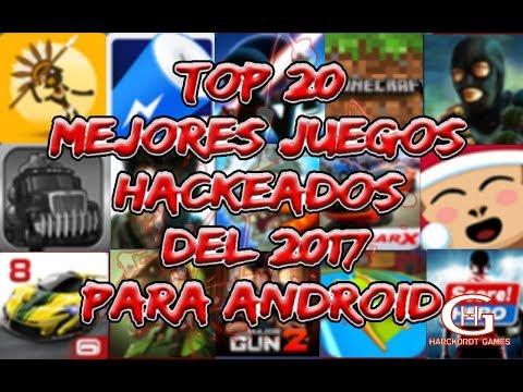 Top Mejores Juegos Hackeados 8 By Buster Games