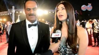 أخبار اليوم |اسامة عبد الله : سعيد بمشاركتى بمهرجان القاهرة السينمائى