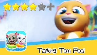Talking Tom Pool - Level 239-240 Walkthrough Let's help them! Recommend index four stars