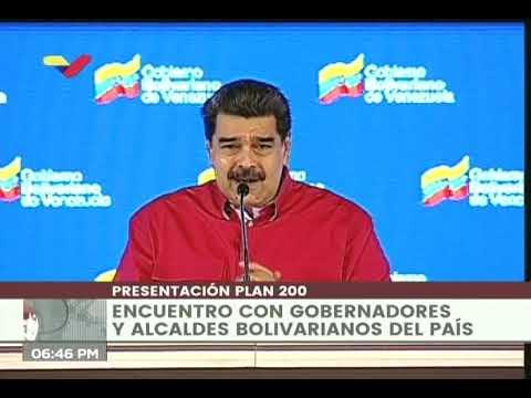 Maduro: Vacunas Sputnik V se aplicarán a quienes vivan en Venezuela sin importar su nacionalidad