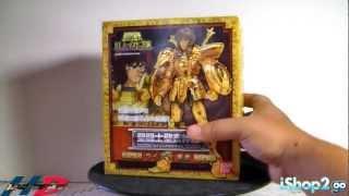 Saint Seiya Myth Cloth Libra Dohko Review (HD)