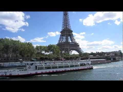 Return to Paris - Part 2: Bateau Mouche