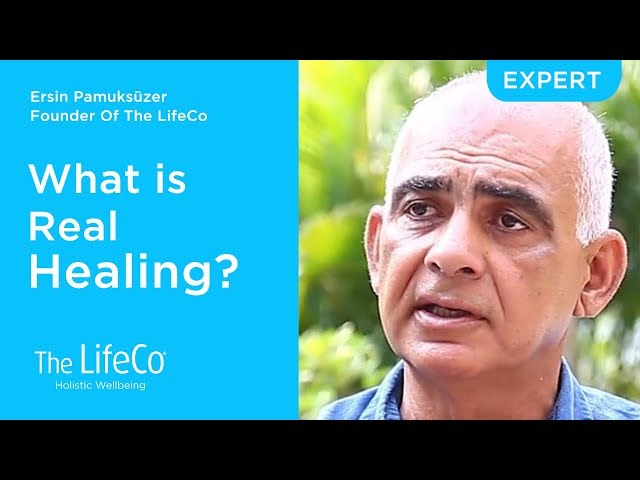 What is Real Healing?