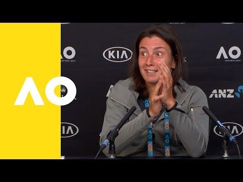 Anastasija Sevastova press conference (4R) | Australian Open 2019