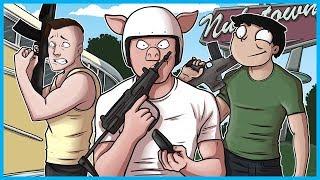 THE SWEATY HOUR RETURNS! - Black Ops 2 Multiplayer Gameplay Fun w/ DaithiDeNogla \u0026 Moo Snuckel!!