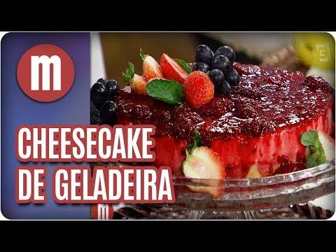 Cheesecake de geladeira - Mulheres (21/08/17)