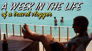 A Week In The Life Of A Travel Vlogger(, 2017-01-22T02:24:27.000Z)