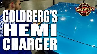 How To Detail GOLDBERG'S 1969 HEMI CHARGER - Masterson's Car Care