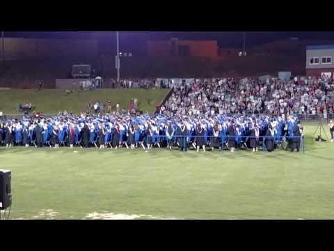 James F Byrnes High School Graduation 2016