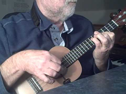 The Fool On The Hill - Beatles for Solo Ukulele - Colin Tribe on LEHO concert