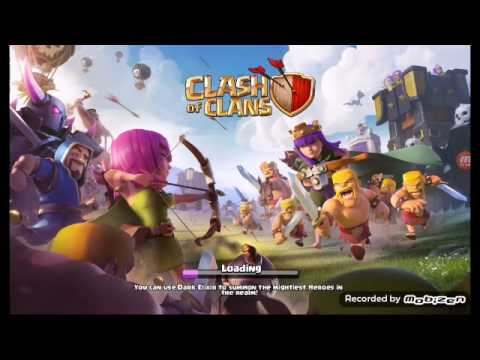 A Waste Of Time-Clash Of Clans.  (No Audio!!)